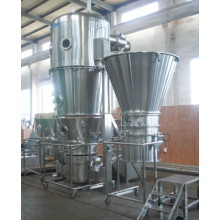 Fluid Bed Granulator Pelletizer Coater Mesin Pengeringan