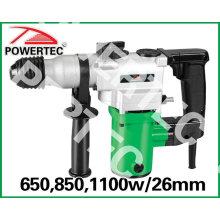 Martelo giratório de 650/850 / 1100W 26mm (PT82509)