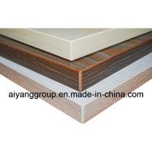 2016 Aiyang marca PVC Edge Banding por ISO9001