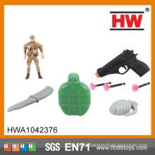Самые популярные товары Полицейский набор игрушек Детский пластиковый игрушек