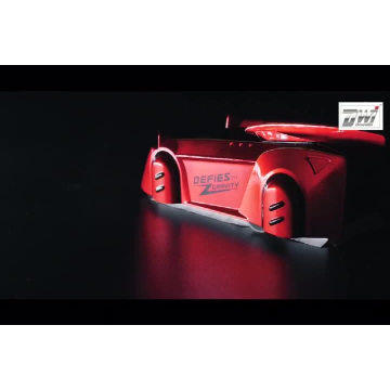 Follow Laser Light Car Gravity Laser-Guided Real Wall Climbing Remote Control Race Car