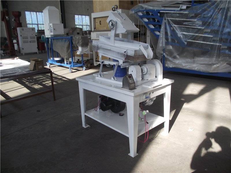 Laboratory Small Capacity Destoner Machine