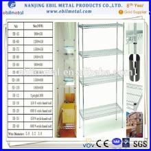Полка для проволочной сетки Ebil для хранения товаров
