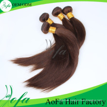 High Quality Human Brazilian Hair Straight Remy Human Hair Extension