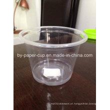 Bacia plástica personalizada na boa qualidade com tampa