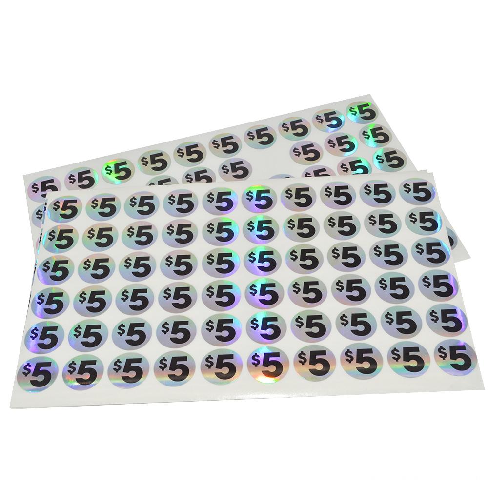 Laser Stickers4