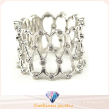 Großhandel 2015 neuesten Mode 925 Sterling Silber Schmuck Ring (R10332)
