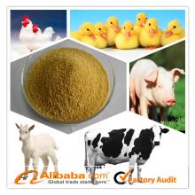 Enzima aditiva al por mayor de la alimentación animal para las aves de corral / el cerdo / el pescado / el ganado