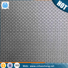High electrical conductivity N2 N4 N6 60 mesh 0.12mm pure nickel woven wire mesh for oil industry