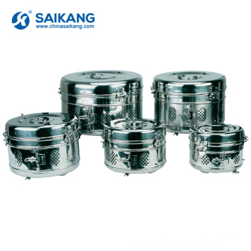 SKN001 Hospital Medical Stainless Steel Storage Tank