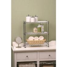 DIY Banheiro Corner Rack de armazenamento de metal (CJ452560C2E)