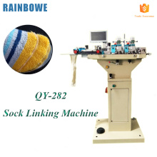 Automatische stabile High-Speed-Socke Toe Schließscheibe Verbindungsmaschine