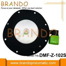 8 Diafragma D102 da válvula de pulso do solenóide do furo de montagem