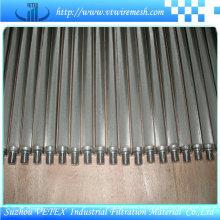 Elemento de filtro de acero inoxidable con informe SGS