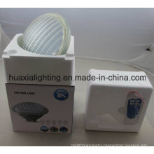 24W White or RGB Color PAR56 LED Swimming Pool Light with Niche