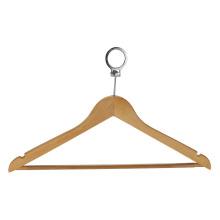Klassische natürliche Wand Holz Shirt Dekor Kleiderbügel