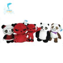 Juguete de peluche Panda animado popular y popular