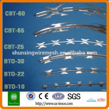 Fornecedor de Alibaba Anping Fábrica fio barato da lâmina de lâmina