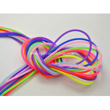 Colorful Silicone Rubber Strings