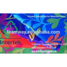 Mattress Bedcloth Printed Stitchbond Fabric