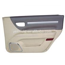 Venta caliente personalizada plástico cubo silla molde panel de la puerta