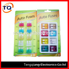trade assurance supplier 32V 5A~40A Medium Standard Car Fuses