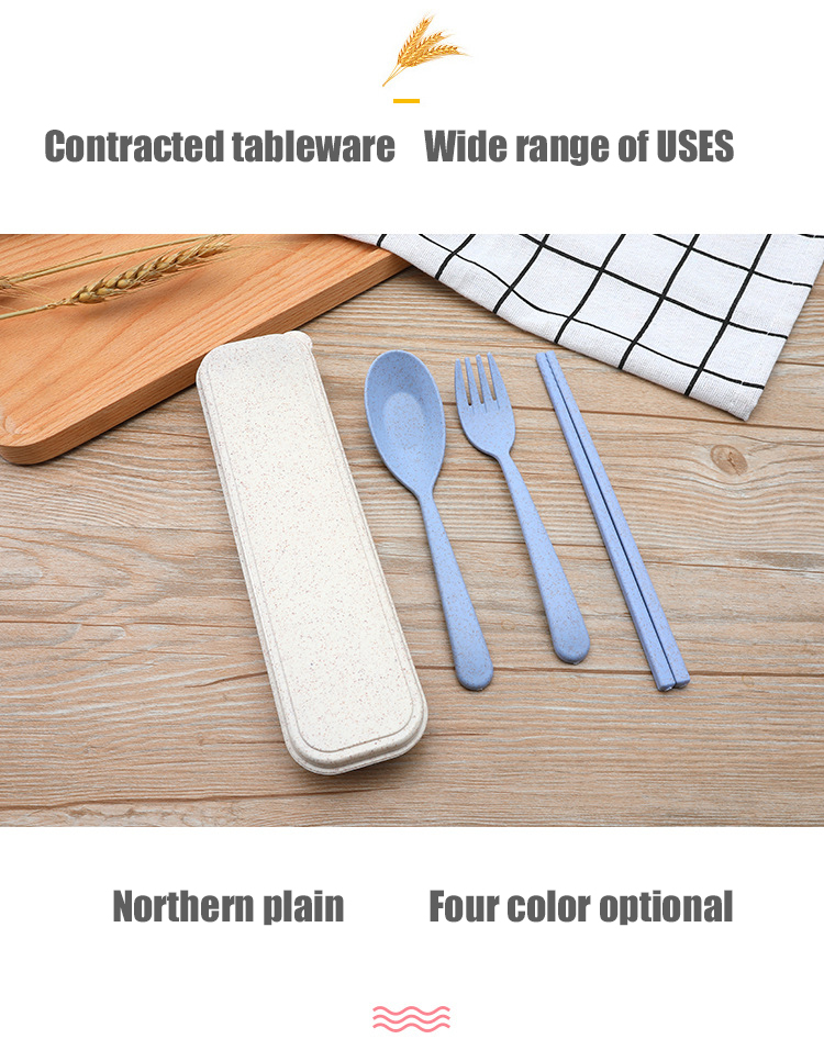 Eco-friendly Plastic Cutlery