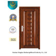 Porte de sécurité de style classique pour l'intérieur (B-3016)