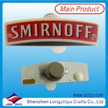Kundenspezifisches Logo LED Namensabzeichen