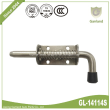 Bolt On Stainless Steel Spring Latch Dia 10