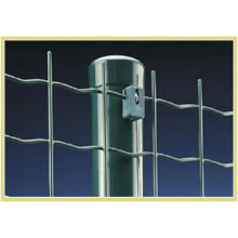 Panneau de clôture de maille / panneau de clôture de maille soudé / panneau de barrière de maille de poudre-3D