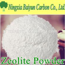 Detergente en polvo sintético zeolita en polvo