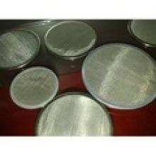 Металлическая сетчатая сетчатая упаковка для химического волокна с точечной сваркой или рамными кромками