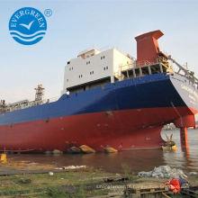 venda grande rebocador doca flutuante airbag marinho para o lançamento