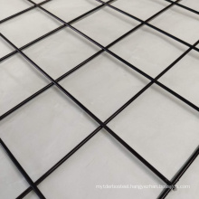 China Black PVC Plastic Coated Welded Wire Mesh
