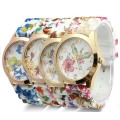 Popular promotional items cute silicon watches