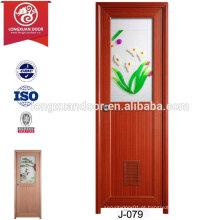 Portões de plástico personalizados baratos para banheiro ou banheiro ou cozinha