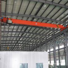Top sales qualified easy operation 5 ton duty travelling bridge crane discount