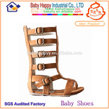 Princesse bling bling soft gladiator sandals boots