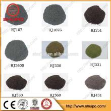 Poudre de soudure fusionnée HJ431 de haute qualité fiable utilisée de haute qualité avec le prix concurrentiel