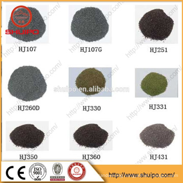 Reliable High Quality Widely Used Fused Welding Powder HJ431 with Competitive Price