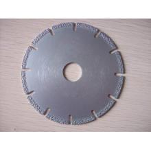 Вакуумный паяный алмазный пильный диск CH0110