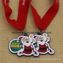 Рекламные подарки на заказ Новогодние Медали для продажи
