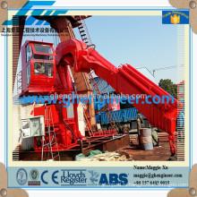 Shanghai производитель лебедка подъемный морской корабль береговой кран
