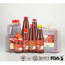 150ml 5oz Sauce Spice Vinagre Frasco de vidro, garrafa de vidro de churrasco