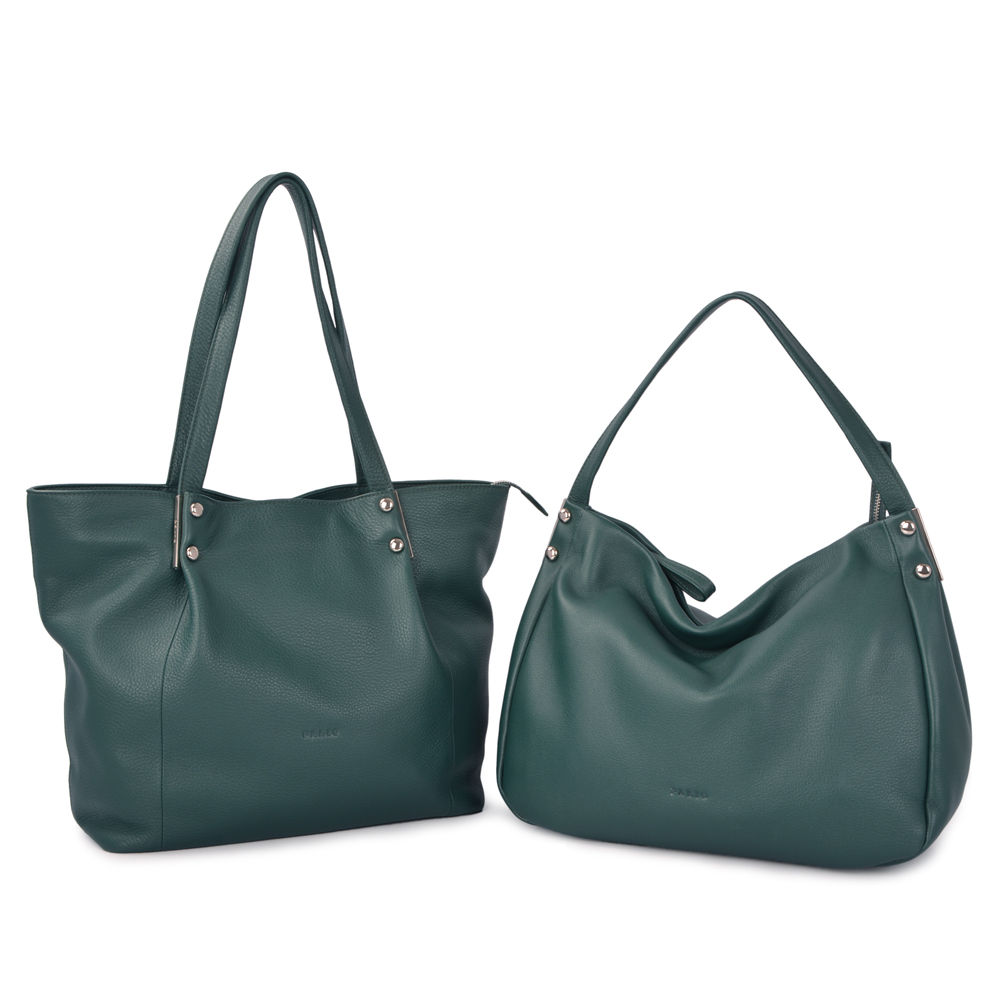 Lady Genuine Leather Classic Single Shoulder Bags