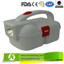 China fornecedor Portabe Aid Kit com lâmpada