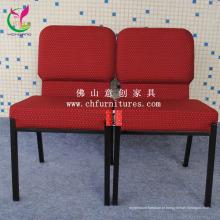 Cadeira de igreja de bloqueio para mobiliário de igreja (YC-G31)