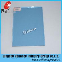 Vidrio de flotador teñido azul marino de 4-6m m con Ce / ISO