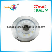 27W IP68 12V LED Fountain Light, LED Underwater Light